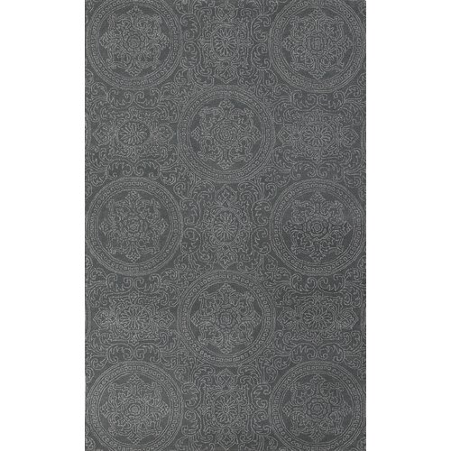 Ascent Silver Blue Tracy Rug