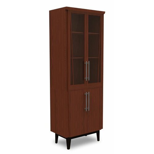 "JS@home Green Bay Road 84"" Bookcase"