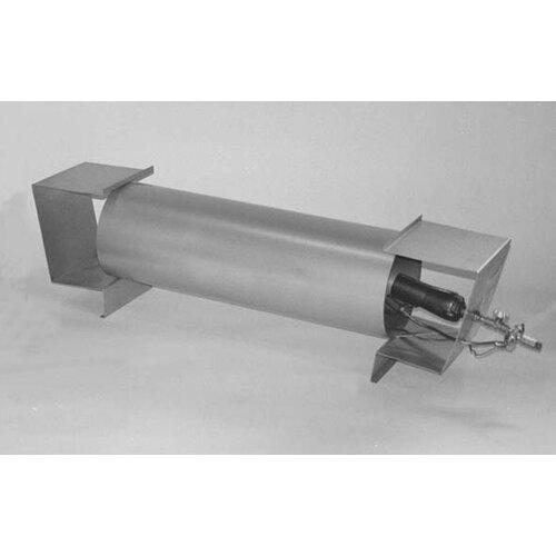 L.B. White Norseman 200,000 BTU Convection Utility Propane Space Heater
