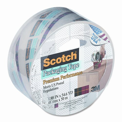 3M Scotch 3850 Heavy Duty Packaging Tape