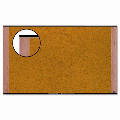 3M 3.19' x 4.16' Bulletin Board