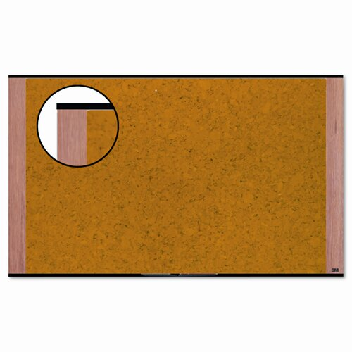 3M 4.29' x 6.29' Bulletin Board