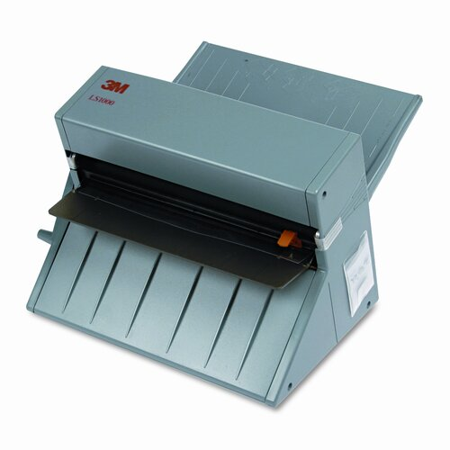 3M Scotch Heat-Free Laminating Machine with 1 Cartridge