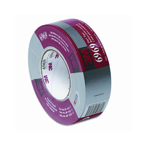 3M Poly-Coated Cloth Duct Tape For Hvac
