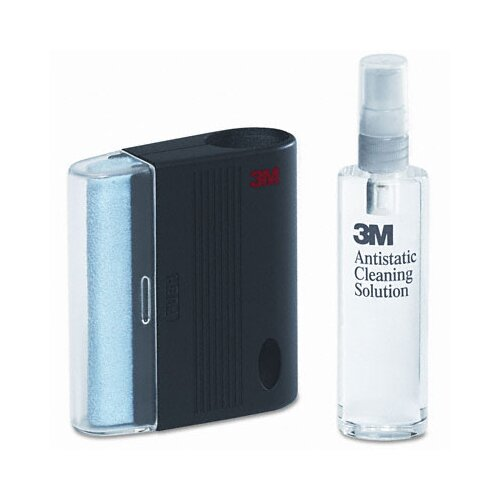 3M Screen Cleaning Kit, 6 Oz. Spray Bottle
