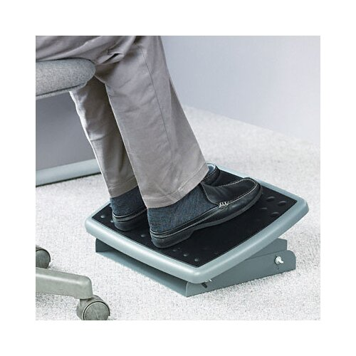 3M Nonskid Platform Adjustable Footrest
