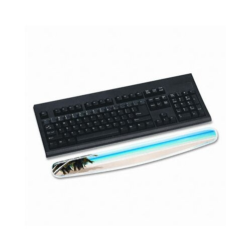 3M 3M Gel Wrist Rest with Fun Design Keyboard Rests