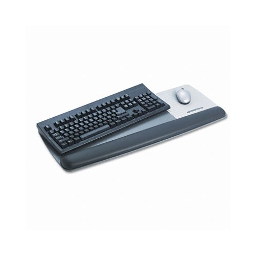 3M Gel Mouse Pad / Keyboard Rest with Wrist Rest