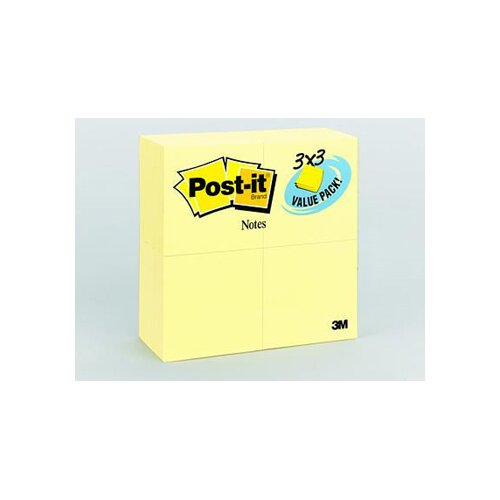3M Post-it Notes Value Pk 24 Pads 3x3