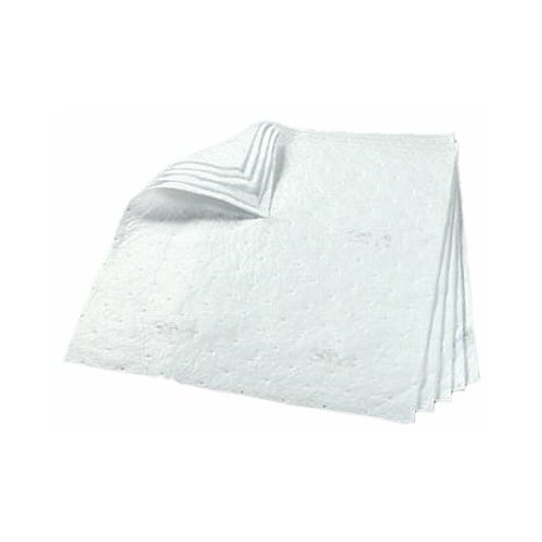 "3M High-Capacity Petroleum Sorbent Pads - 34""x38"" 1-gal/sheet powersorb hp oil sorb"