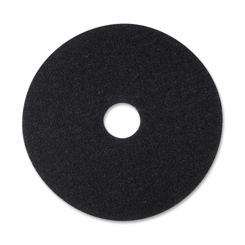 "3M Stripper Pad, 12"", Black, 5 Pads/Carton"
