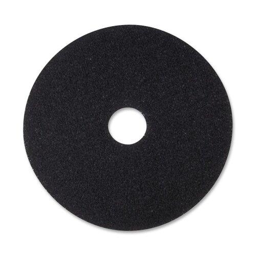 "3M Stripper Pad, 12"", Black, 5 Pads/Carton"