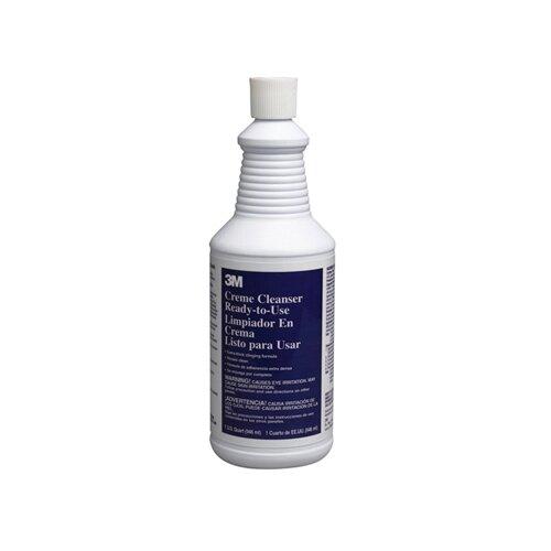 3M Bathroom Creme Cleanser Bottle