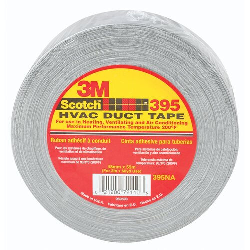 3M Scotch Professional Heating, Ventilation and Air Conditioning Duct Tape