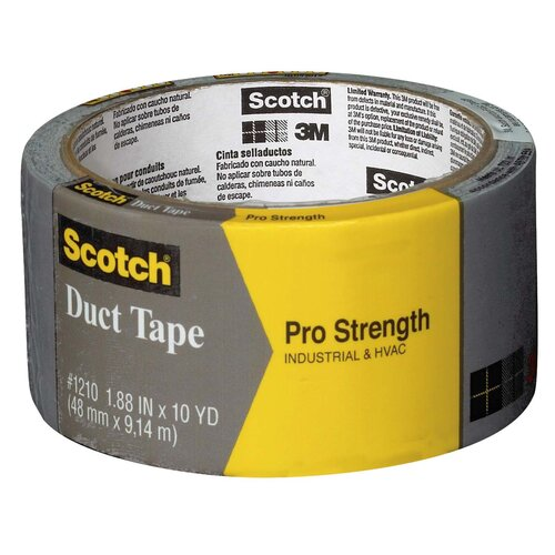 3M 10 Yards Pro Strength Duct Tape