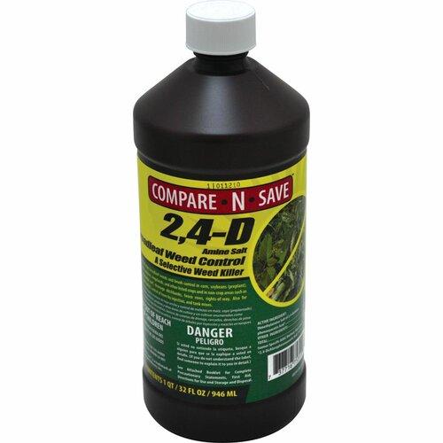 Compare N Save 2,4-D Broadleaf Weed Control