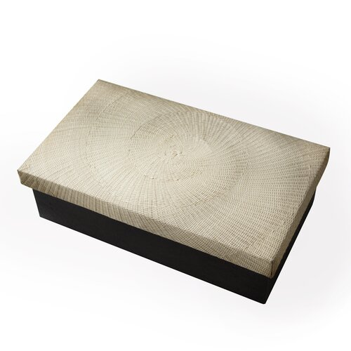 Herringbone Jewelry Box