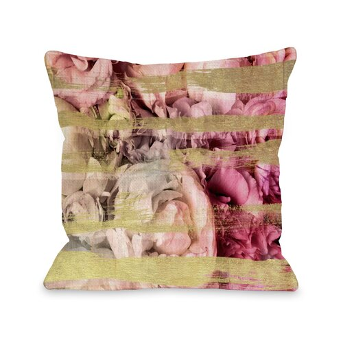 Field of Roses Pillow