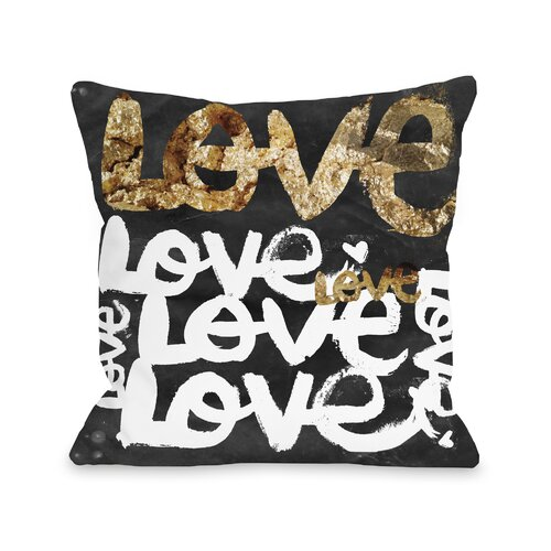 Four Letter Word Pillow