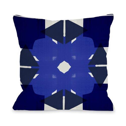 OneBellaCasa.com Oliver Gal Geometry Studies II Pillow
