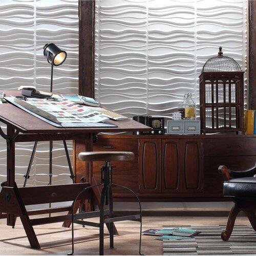 Inhabit Wall Flats Tierra 12 Piece Wallpaper Tiles