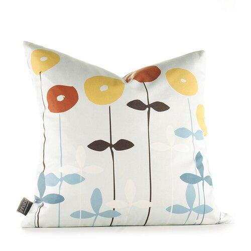 Inhabit Aequorea Rhythm Scribble Synthetic Pillow