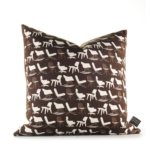 Inhabit Modern Classics 1951 Synthetic Pillow