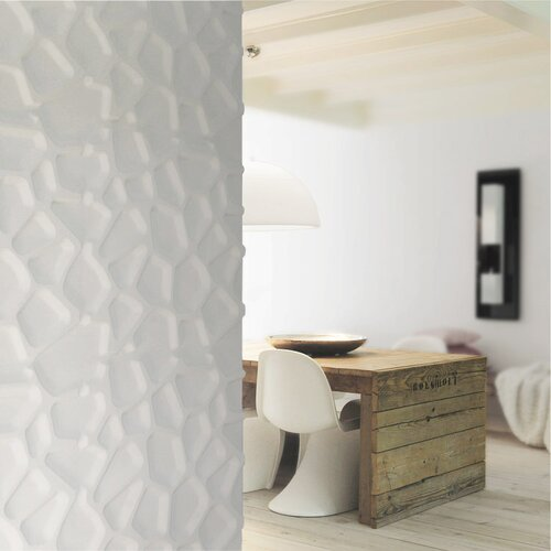 Inhabit Wall Flats Hive Geometric 10 Piece Wallpaper Tiles
