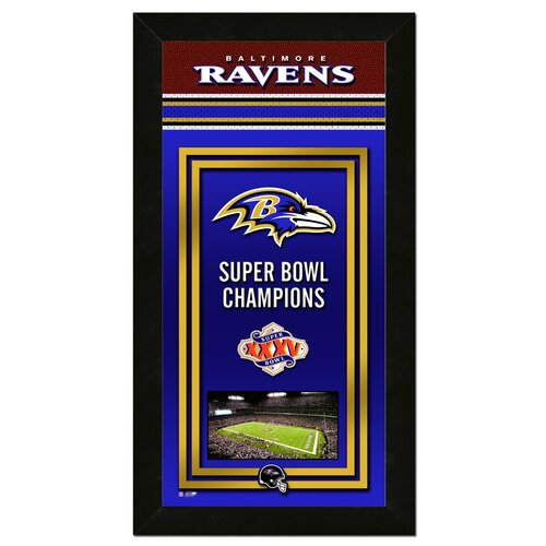 Photo File NFL Championship Banner