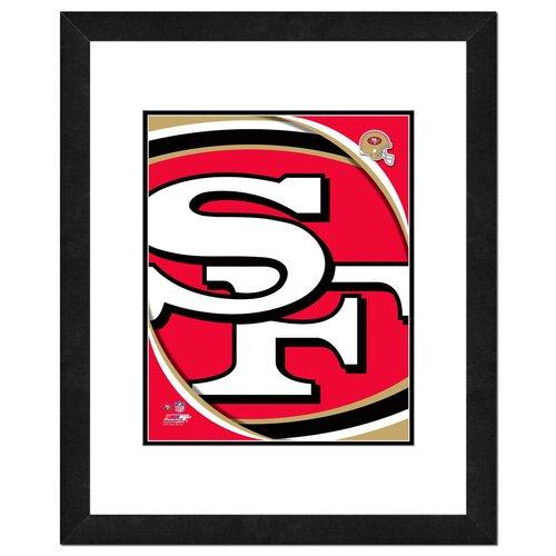 Photo File NFL Team Logo Framed Photo