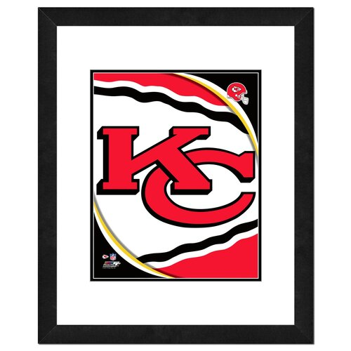 Photo File NFL Team Logo Framed Photo