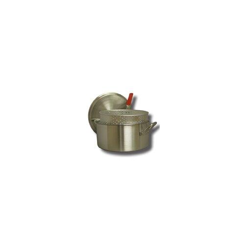 King Kooker Fry Pan and Basket
