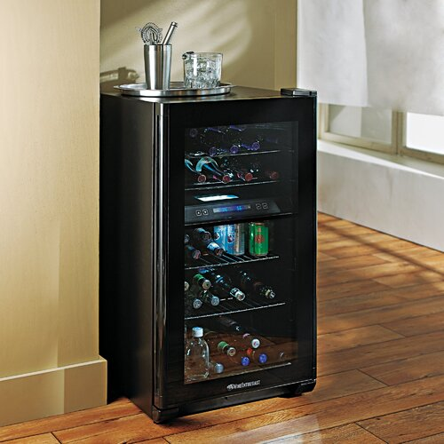 Classic 27 Bottle Dual Zone Wine Refrigerator