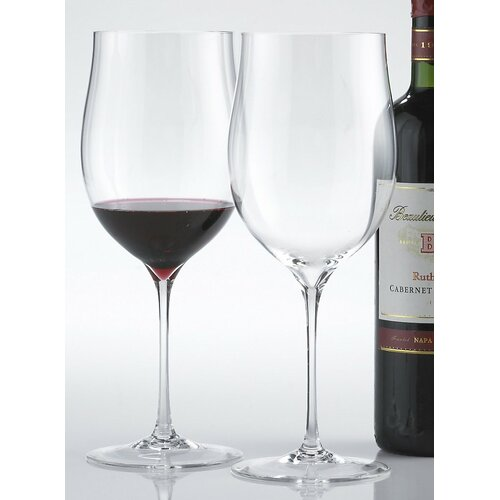 Wine Enthusiast Fusion Triumph Red Wine Glass