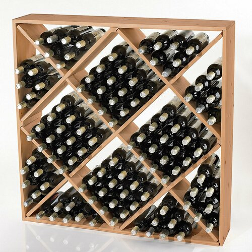 Wine Enthusiast 120 Bottle Wine Rack