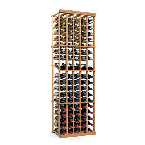 N'finity 90 Bottle Wine Rack