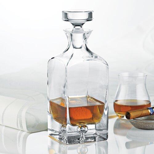 Wine Enthusiast Lexington Whiskey Decanter