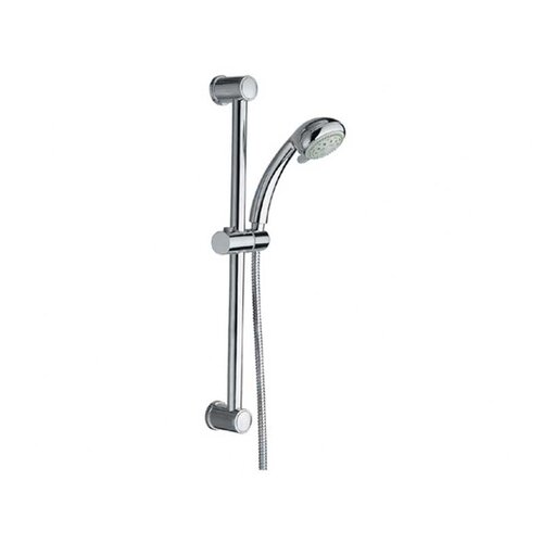 Jewel Faucets Jewel Shower Series Adjustable Slide Rail and Multi-Function Hand Shower