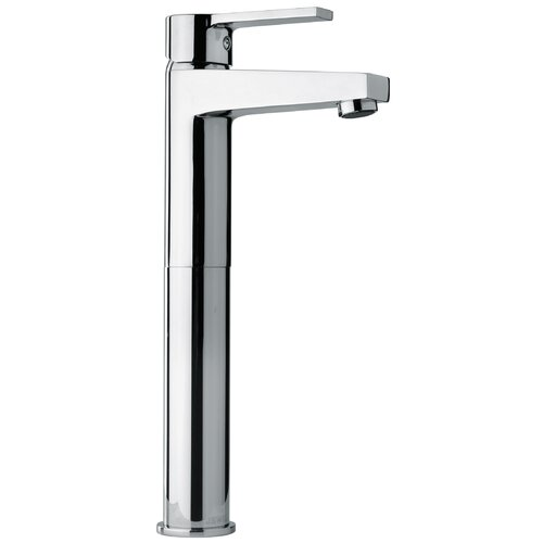 Jewel Faucets J14 Bath Series Single Lever Handle Tall Vessel Sink Faucet with Classic Spout