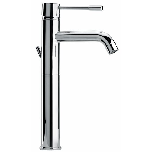 Jewel Faucets J16 Bath Series Single Lever Handle Tall Vessel Sink Faucet