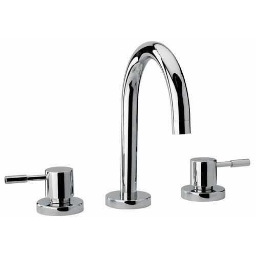 faucets j16 bath series two lever handle widespread bathroom faucet