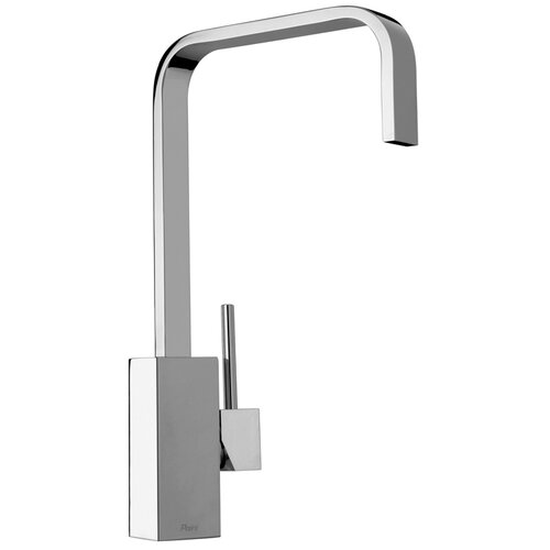 J25 Kitchen Series Single Hole Kitchen Faucet with Swivel Ribbon Spout