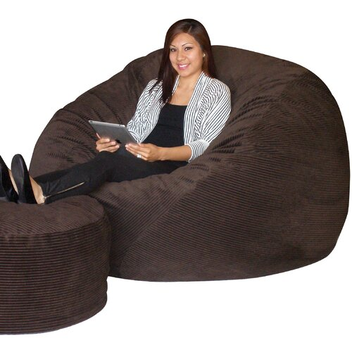 Jr Puck Bean Bag Chair