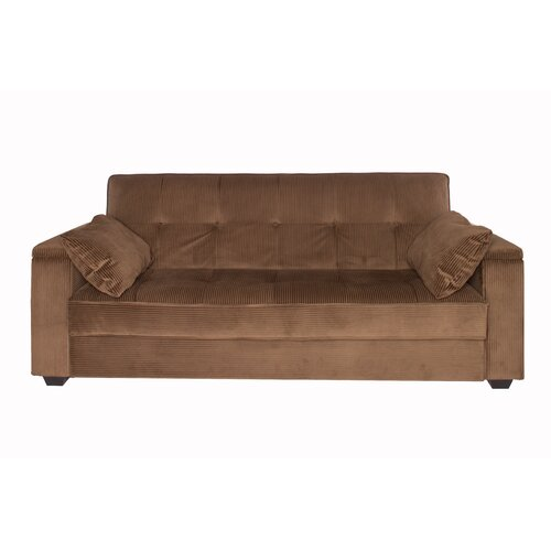 Euro Convertible Milano Sleeper Sofa
