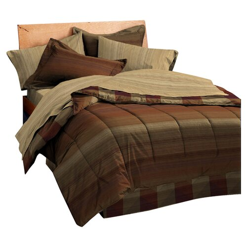 WestPoint Home Chevron 7 Piece Bed in a Bag Set