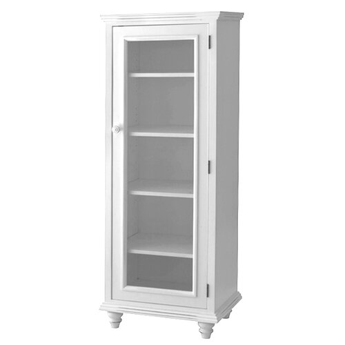 Outer Banks Curio Cabinet