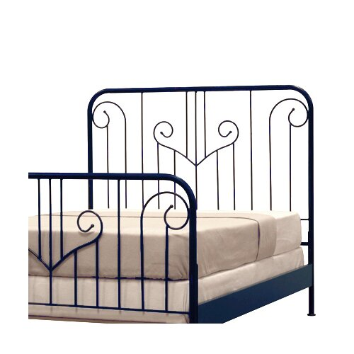 John Boyd Designs Outer Banks Wrought Iron Headboard