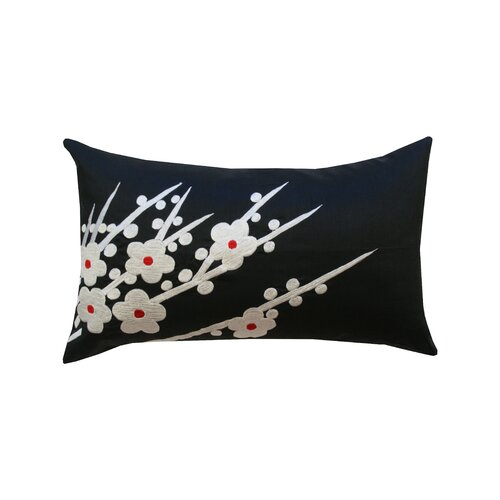 Divine Designs Polyester Lumbar Pillow