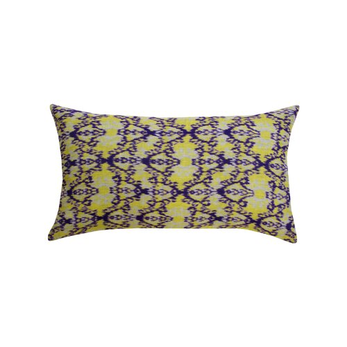 Rani Ikat Cotton Pillow