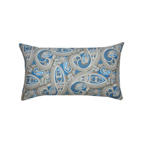 Bristol Paisley Cotton Lumbar Pillow